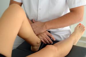 Técnica articulatoria de pie.